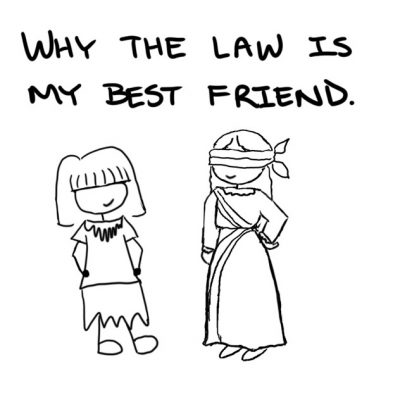 042 - Why the law is my best friend -square