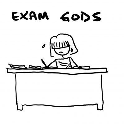 Exam Gods - square