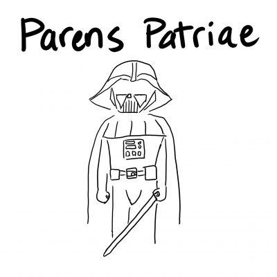 Parens Patriae - square
