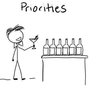 058 - Priorities square