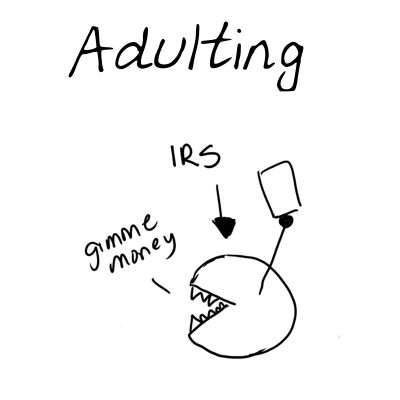 064 - Adulting - square