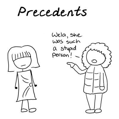 067 - Precedent - square
