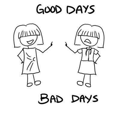 074 - Good Days Bad Days - square