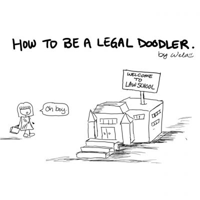 010 - How to be a Legal Doodler - square