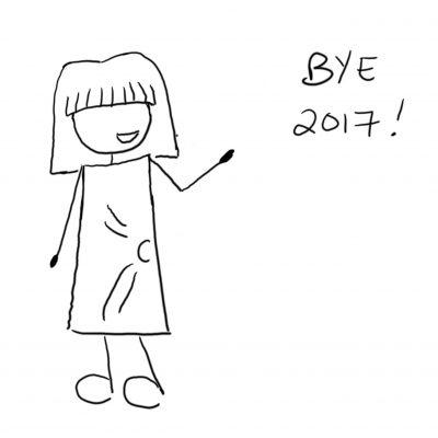 Bye 2017