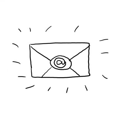 128 - Beware your email - square