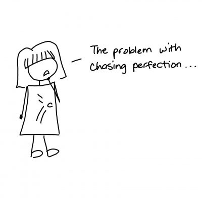 Chasing Perfection - square