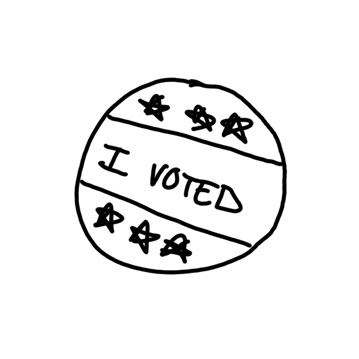 Why Voting Is Great - square
